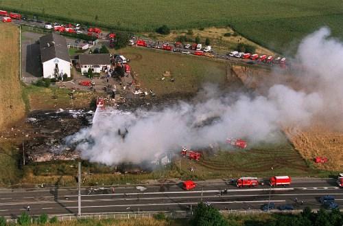 Những vụ tai nạn hàng không thảm khốc nhất tại Pháp - Hình 1