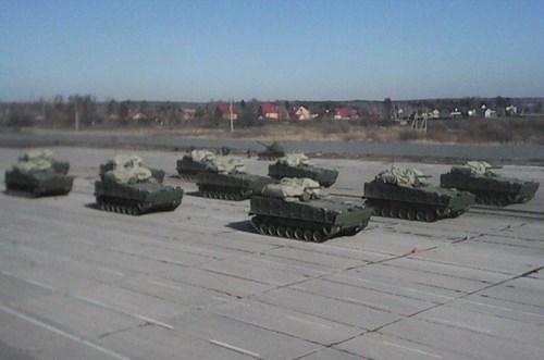 Xe chiến đấu bộ binh Kurganets-25 Nga lộ mặt lần đầu - Hình 1