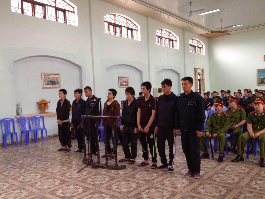Xét xử nhóm cầm đầu vụ vỡ trại tại Trung tâm Gia Minh - Hình 1