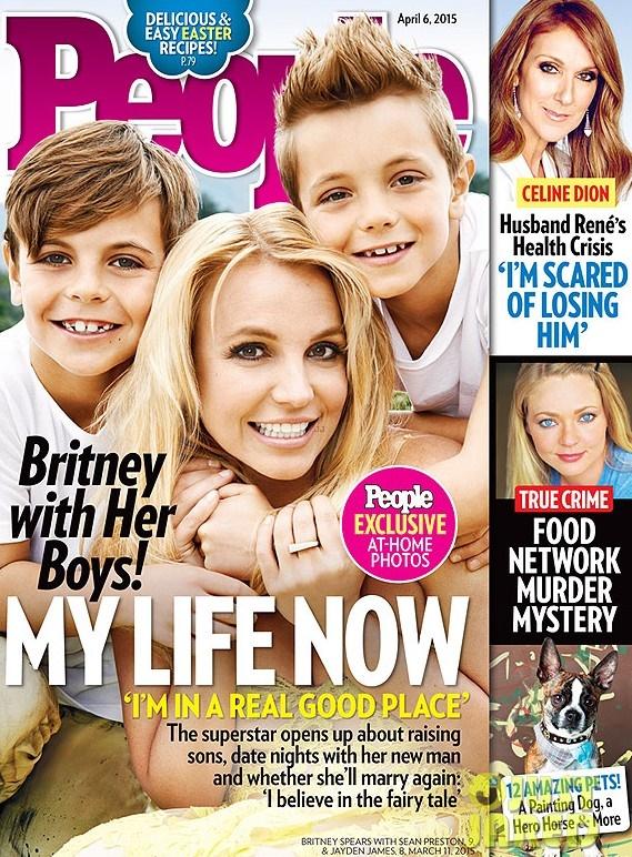 2 con trai của Britney Spears càng lớn càng lém lỉnh - Hình 1