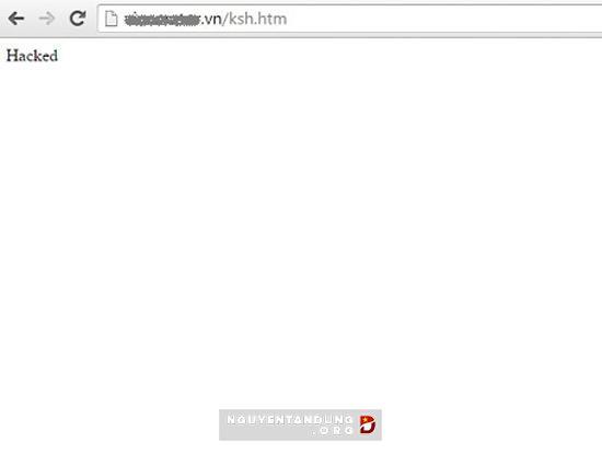 89 website Việt bị hacker tấn công qua lỗ hổng Shellshock - Hình 2