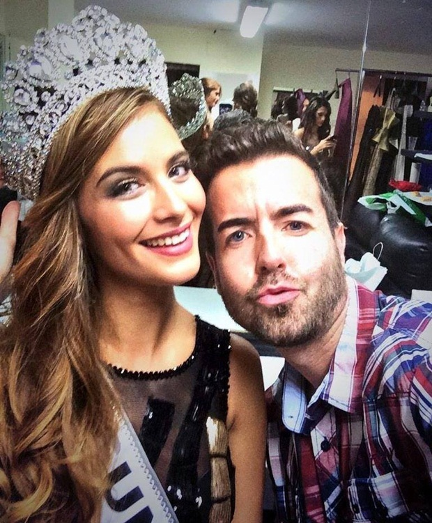Con trai Hierro chia tay hoa hậu Tây Ban Nha - Hình 1