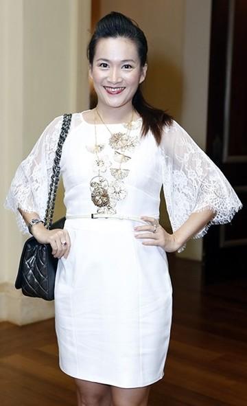 Bà xã Bình Minh giảm 4 kg sau Tết