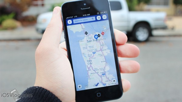 Nokia muốn bán Here Maps - Hình 1
