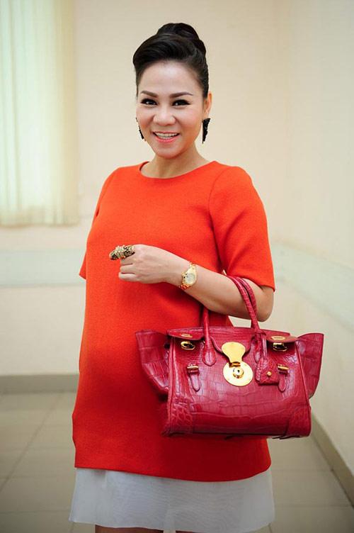 Thu Minh, đại gia túi hiệu của showbiz Việt - Hình 1