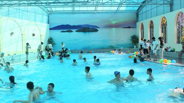 Thường xuyên bơi lội, coi chừng &'rước' bệnh - Hình 1