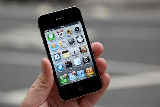 iPhone 4S chính hãng giảm giá 1 triệu đồng - Hình 1