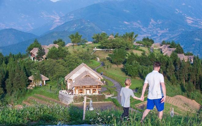 Những khu nghỉ dưỡng sang trọng giữa núi rừng của Việt Nam - Hình 2