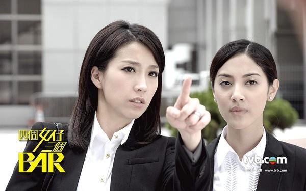 Nữ diễn viên TVB 7 lần phản bội chồng trong phim - Hình 1