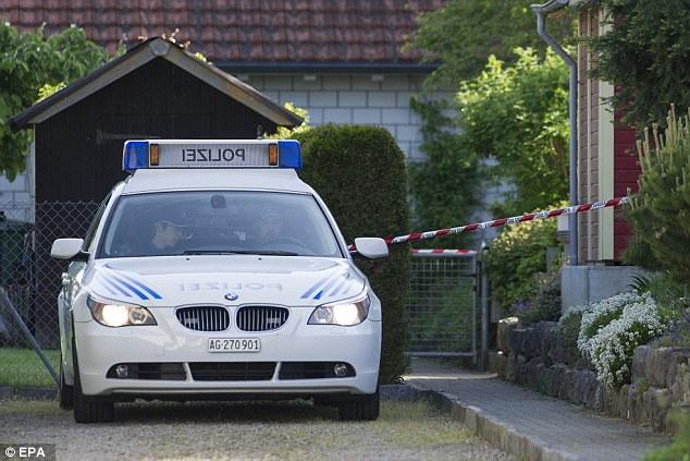 Nổ súng ở Thụy Sĩ, 8 người thiệt mạng - Hình 1
