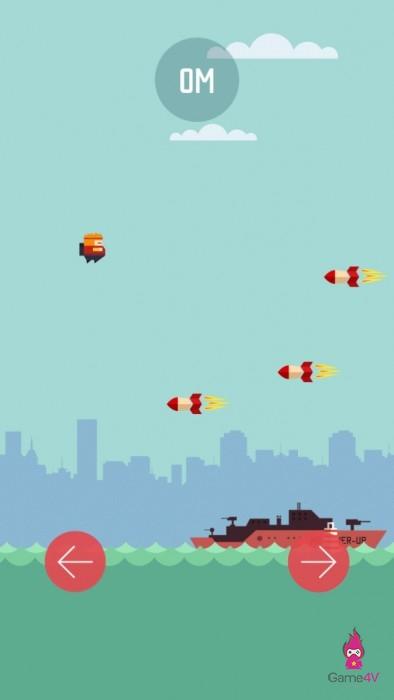 Cha đẻ hiện tượng 2048 tái xuất hoành tráng với game siêu hài Captain  Rocket -
