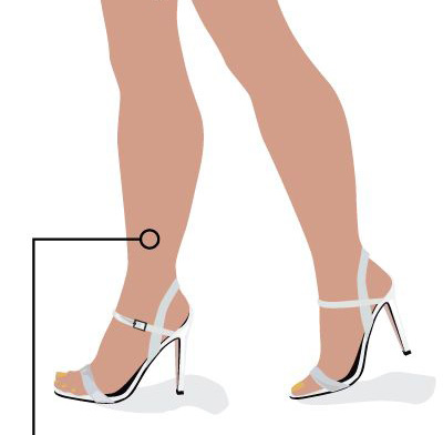Cách chọn quần jeans hợp từng kiểu chân - Hình 1