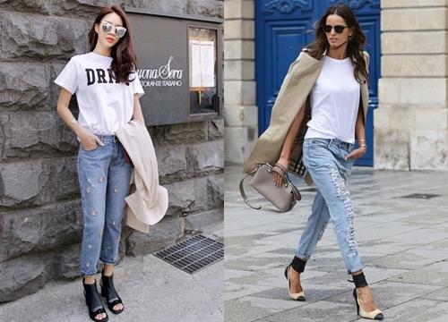 Cách chọn quần jeans hợp từng kiểu chân - Hình 2