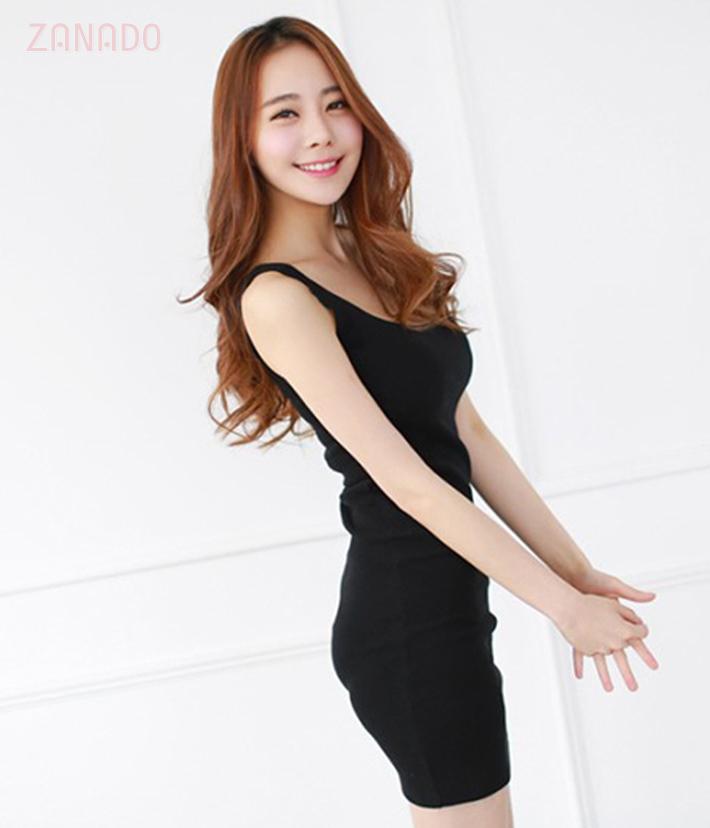 Đầm body Honny quyến rũ - Hình 2