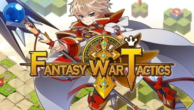 Fantasy War Tactics - Game hot đang được nhiều người Việt ngóng chờ - Hình 1