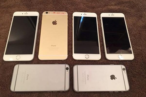 iPhone 6, 6 Plus qua sử dụng ồ ạt về Việt Nam - Hình 1
