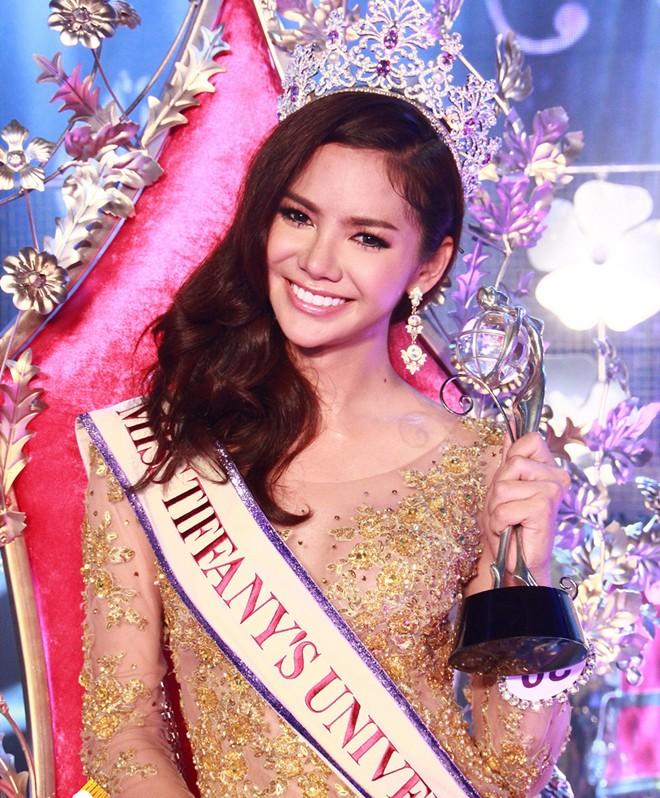 Nhan sắc tân Hoa hậu chuyển giới Thái Lan - Hình 2