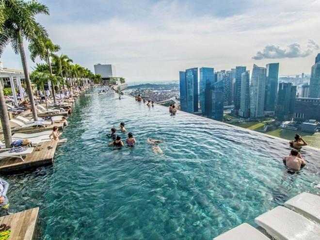 Những bể bơi không thể tuyệt hơn cho mùa hè nóng nực - Hình 1