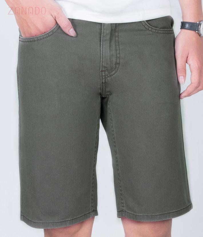 Quần short kaki nam Sport - Hình 1