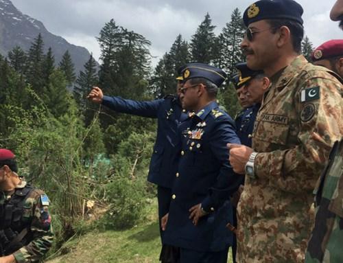 Rơi trực thăng ở Pakistan: Thật giả khó phân - Hình 1