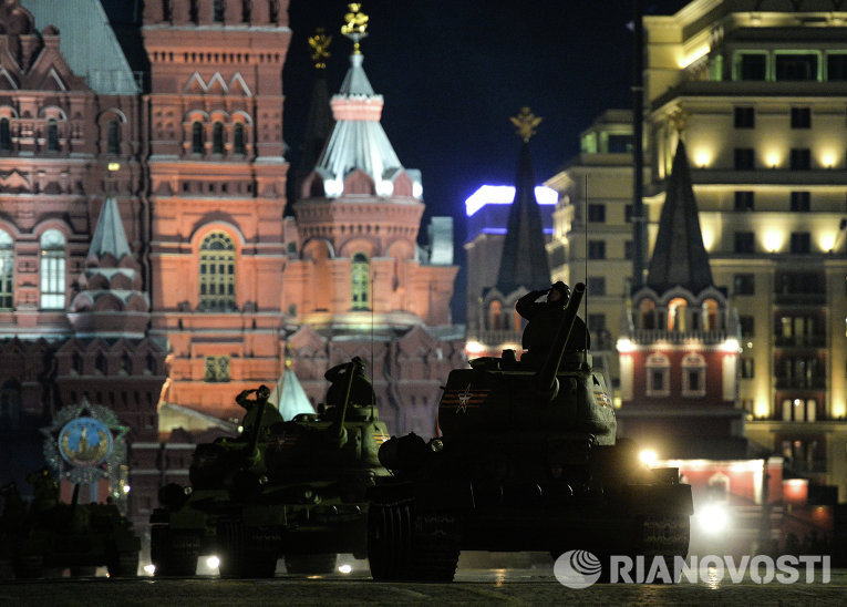 Xem trước màn trình diễn vũ khí của Nga ngày 9/5 (P2) - Hình 1
