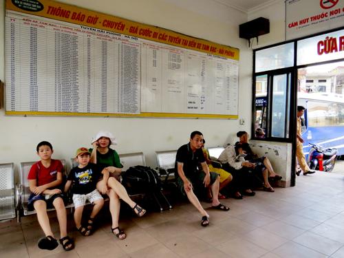 Bến xe khách lớn nhất Hải Phòng đóng cửa - Hình 3