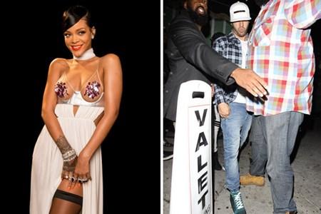 Benzema xác nhận cưa đổ nữ hoàng nhạc số Rihanna - Hình 1