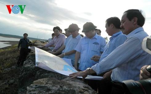 Quảng Trị xin Chính phủ hỗ trợ kinh phí để chống hạn hán - Hình 1