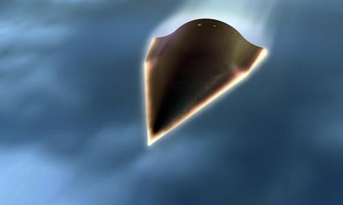 Thử tên lửa siêu thanh, Trung Quốc muốn răn đe Mỹ ở Biển Đông - Hình 1
