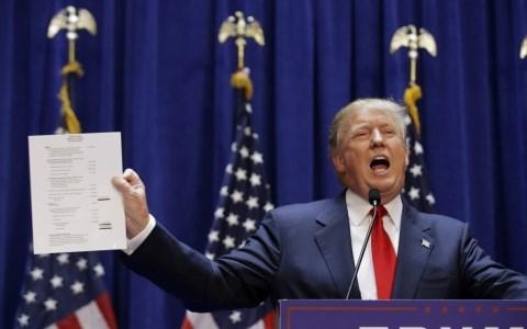 Tỷ phú Donald Trump: Tôi sẽ là Tổng thống Mỹ vĩ đại nhất - Hình 1