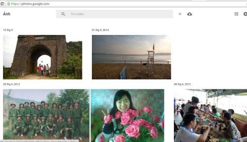 Cách sao lưu hình ảnh và video lên Google Photos - Hình 2