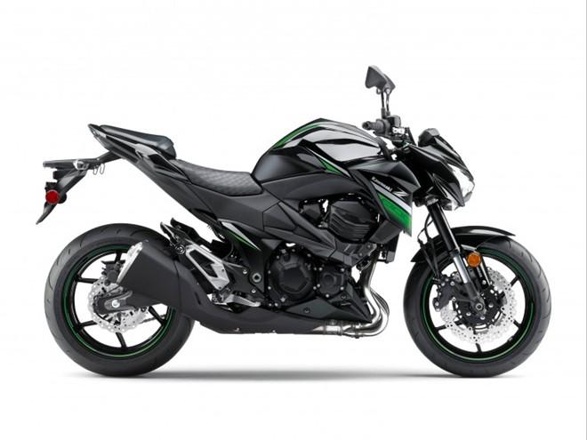 Kawasaki Z800 ABS 2016 có giá từ 8.400 USD tại Mỹ - Chơi xe