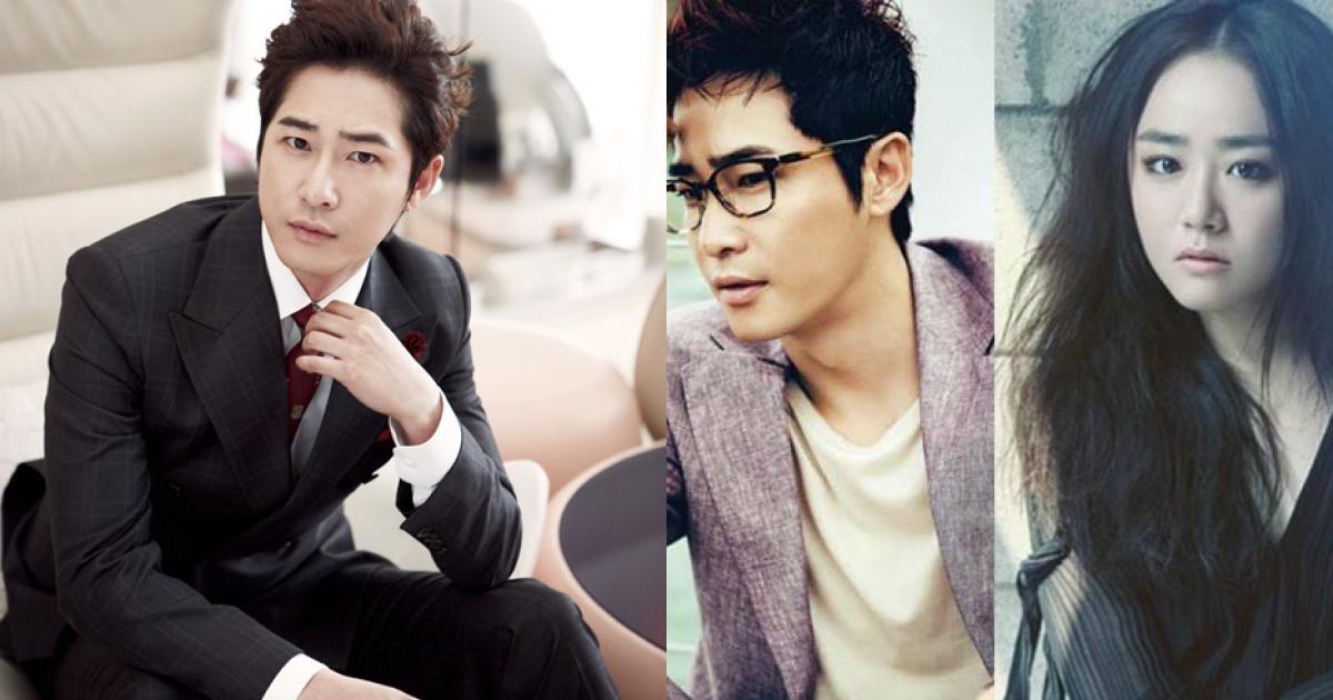 "Moon Geun Young, Kang Ji Hwan ""nên duyên""?"