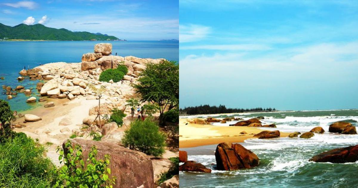 7 bãi biển đẹp tựa thiên đường ở Việt Nam