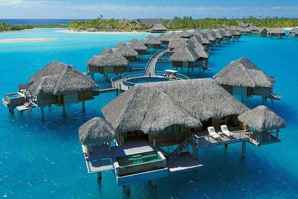 Những ngôi nhà trên biển đẹp nhất thế giới - Hình 1