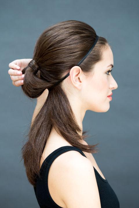 10 gợi ý tạo kiểu tóc đẹp hoàn hảo chỉ trong... vài giây - Hình 25