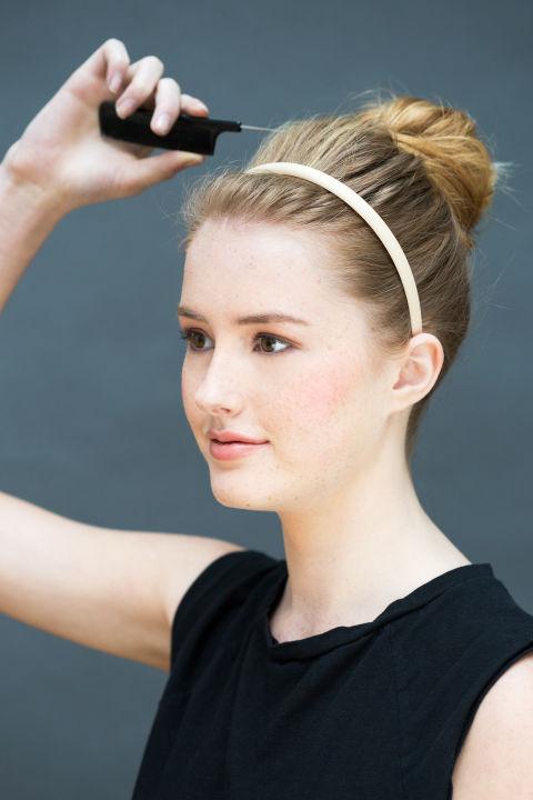 10 gợi ý tạo kiểu tóc đẹp hoàn hảo chỉ trong... vài giây - Hình 3