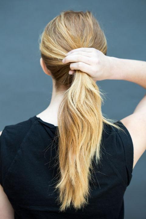 10 gợi ý tạo kiểu tóc đẹp hoàn hảo chỉ trong... vài giây - Hình 15