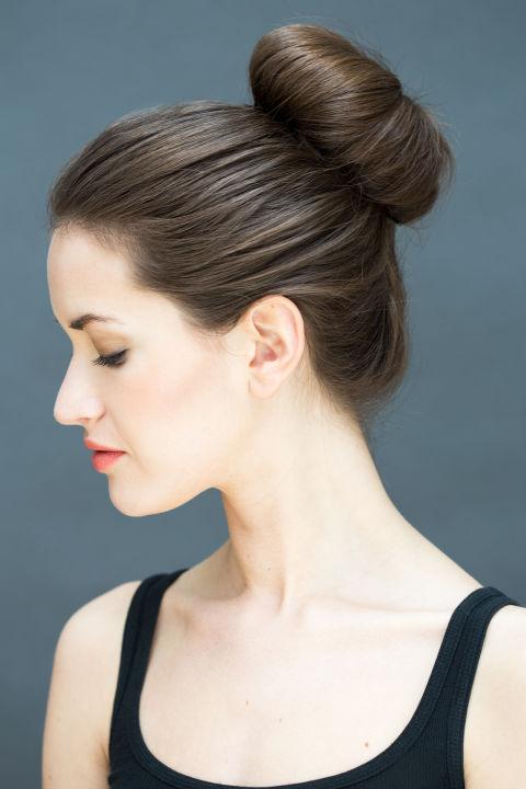 10 gợi ý tạo kiểu tóc đẹp hoàn hảo chỉ trong... vài giây - Hình 33