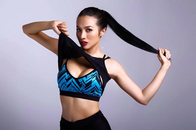 8 mỹ nhân Việt mê mệt bộ môn múa cột - Hình 17