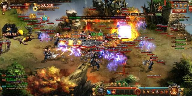 24 giờ đầu tiên Thiên Thư hút hơn 120.000 game thủ - Hình 3