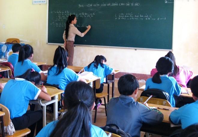 Phụ huynh phản đối, trường hủy dạy theo VNEN