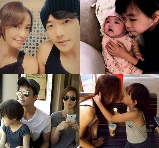 5 cuộc hôn nhân đáng ngưỡng mộ của sao Hàn - Hình 2