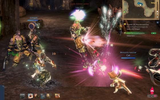 Blade & Soul gây sốc với bản đồ Dungeon cho phép tối đa...24 game thủ tham gia - Hình 2