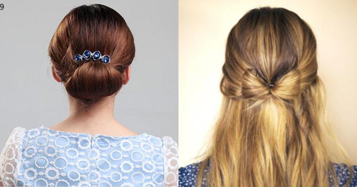 3 kiểu tóc búi nhanh cho cô nàng công sở cuốn hút