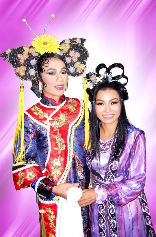 Hoài Linh trần tình với GS Trần Quang Hải về Chầu Văn - Hình 3