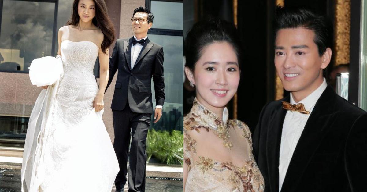 4 sao Hoa ngữ kết hôn với fan vì tình yêu đích thực