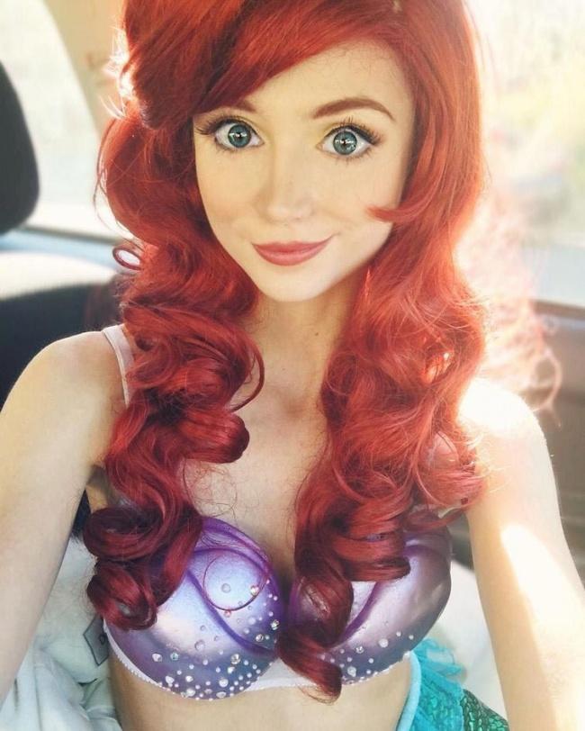 Cô gái chi cả núi tiền để hóa thân thành các nàng công chúa Disney - Hình 8
