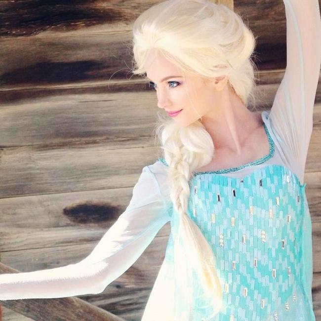 Cô gái chi cả núi tiền để hóa thân thành các nàng công chúa Disney - Hình 13