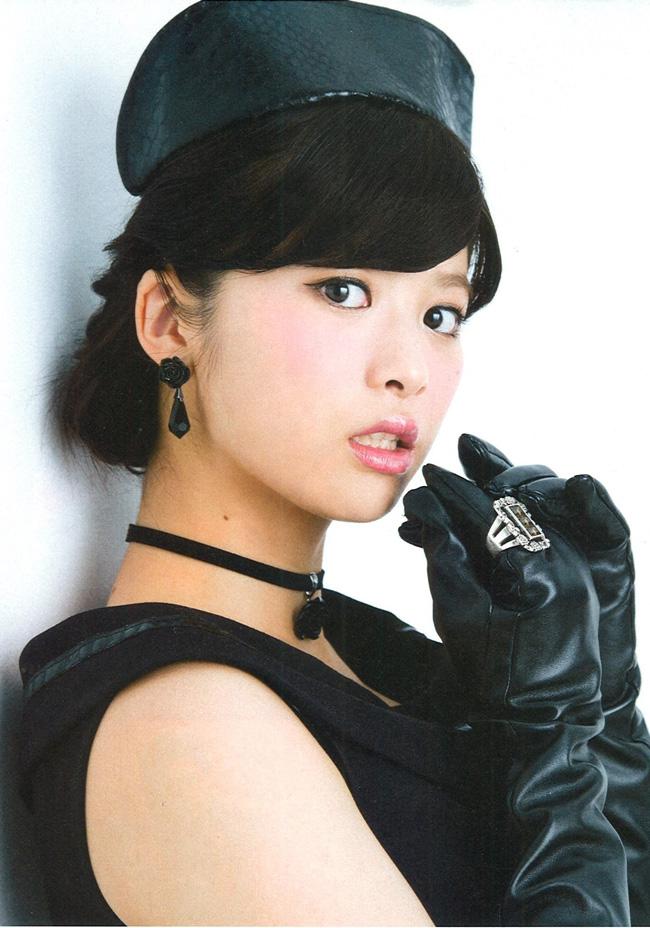 """Top 12 """"nữ thần"""" có vòng 1 đẹp nhất Nhật Bản - Hình 9"""